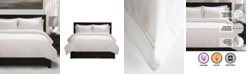 Ella Jayne 100% Cotton Percale 3 Piece Duvet Set with Satin Stitching - Full/Queen