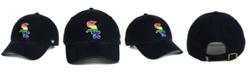 '47 Brand Chicago White Sox Pride CLEAN UP Strapback Cap