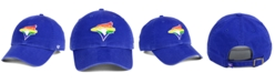 '47 Brand Toronto Blue Jays Pride CLEAN UP Strapback Cap