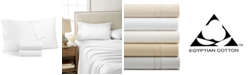 Hotel Collection Classic Egyptian Cotton 4-Pc. Queen Sheet Set, Created for Macy's
