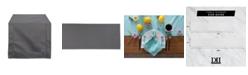 "Design Imports Hemstitch Table Runner 14"" x 108"""