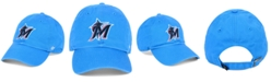'47 Brand Miami Marlins Core CLEAN UP Strapback Cap