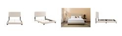 Boraam Helene Collection Bed In A Box, Queen Size