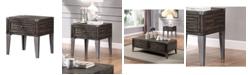 Furniture of America Kenina 1 Drawer End Table
