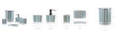Immanuel Iced 5 Piece Bathroom Accessory Set