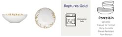 Noritake Raptures Gold Round Vegetable