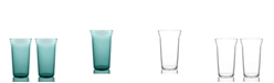 BOMSHBEE Angle Taper High Ball Glasses - Set of 2