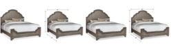Furniture Bristol California King Bed