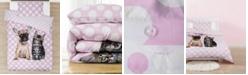 Tadpoles Toddler FURever Duvet Cover Set
