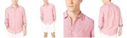 Polo Ralph Lauren Nautica Men's Classic-Fit Solid Linen Shirt
