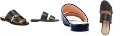 Charles David Siamese Banded Slide Sandals