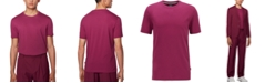 Hugo Boss BOSS Men's Tiburt 55 Purple T-Shirt