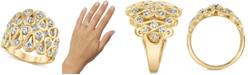 Macy's Diamond Loop Statement Ring (1-3/4 ct. t.w.) in 14k Gold