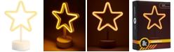 Amped Star Mini LED Neon Desk Light