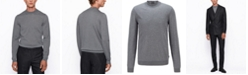 Hugo Boss BOSS Men's Bjarno Slim-Fit Sweater