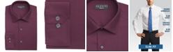 Alfani Men's Slim-Fit Performance Stretch Solid Dress Shirt, Created for Macy's