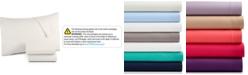 Jessica Sanders Microfiber 4-Pc Full Sheet Set, Created for Macy's