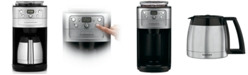 Cuisinart DGB-900BC Coffee Maker, Grind & Brew 12-Cup Thermal Automatic