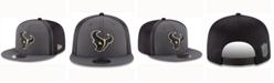 New Era Houston Texans Tactical Camo Band 9FIFTY Snapback Cap