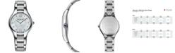 Raymond Weil Women's Swiss Noemia Diamond Accent Stainless Steel Bracelet Watch 32mm 5132-ST-00985