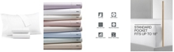 Charter Club Sleep Luxe 100% Cotton 800 Thread Count 4 Pc. Sheet Set, Queen, Created for Macy's