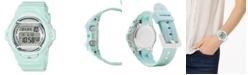 G-Shock Women's Digital Green Resin Strap Watch 42.6mm