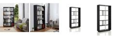 Furniture of America CLOSEOUT Brittany 5 Shelf Bookcase