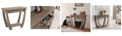 Furniture of America Quaint Storage Console Table