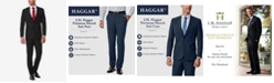 Haggar J.M. Men's Slim-Fit Stretch Suit Separates