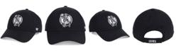 '47 Brand Boston Celtics Black White MVP Cap