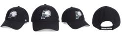 '47 Brand Indiana Pacers Black White MVP Cap