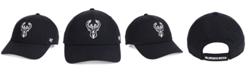 '47 Brand Milwaukee Bucks Black White MVP Cap