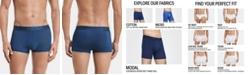 Calvin Klein Men's Ultra-soft Modal Trunks