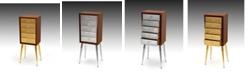 Acme Furniture Gannon Jewelry Armoire