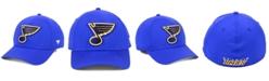 Authentic NHL Headwear St. Louis Blues Basic Flex Stretch Fitted Cap