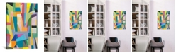 """iCanvas """"Barcelona"""" By Kim Parker Gallery-Wrapped Canvas Print - 18"""" x 12"""" x 0.75"""""""