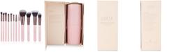 LUXIE 12-Pc. Signature Rose Gold Makeup Brush Set