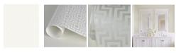 "Brewster Home Fashions Boxwood Geometric Wallpaper - 396"" x 20.5"" x 0.025"""