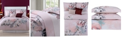 Christian Siriano New York Christian Siriano Dreamy Floral Full/Queen Duvet Set