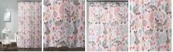 """Lush Decor Pixie Fox 72"""" x 72"""" Shower Curtain"""
