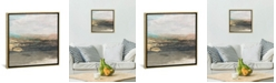 """iCanvas Vista Lake by John Butler Gallery-Wrapped Canvas Print - 18"""" x 18"""" x 0.75"""""""