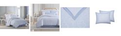 Charisma CLOSEOUT! Settee Cotton Printed King 4 Piece Comforter Set