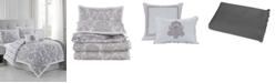 Ellen Tracy Adalisa 6-Piece King Comforter Set