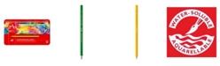CARAN d'ACHE Supracolor Soft Watercolor Pencils in A Durable Metal Box, 40 Color Assortment