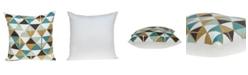 Parkland Collection Dorsa Transitional Multicolor Pillow Cover