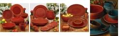 Certified International Aztec Rust Dinnerware Collection