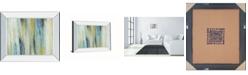 "Classy Art Don't You Wish II by Wani Pasion Mirror Framed Print Wall Art, 22"" x 26"""