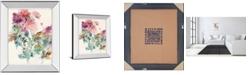 "Classy Art Sweet Hydrangea I by Asia Jensen Mirror Framed Print Wall Art, 22"" x 26"""