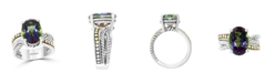 EFFY Collection EFFY® Mystic (9-7/8 ct. t.w) Ring in 18k Yellow Gold and Sterling Silver