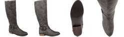 Journee Collection Women's Extra Wide Calf Winona Boot